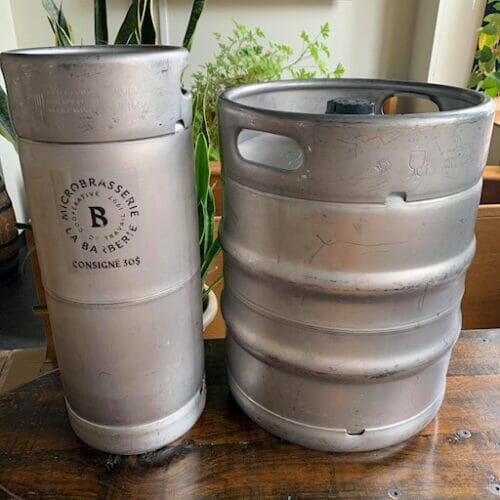 barils bières